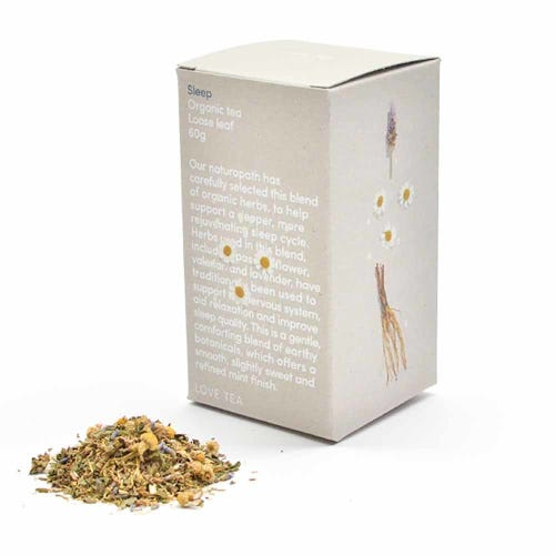 Love Tea - Sleep Loose Leaf Tea (60g)
