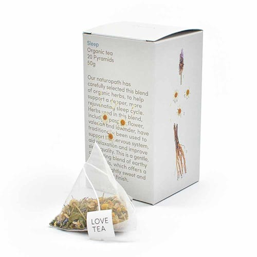 Love Tea - Sleep Pyramid Tea Bags (20)