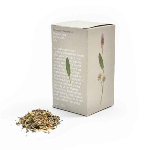 Love Tea - Womens Wellness Loose Leaf Tea (50g)
