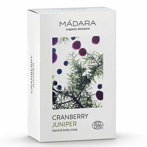 Madara Cranberry & Juniper Soap (150g)
