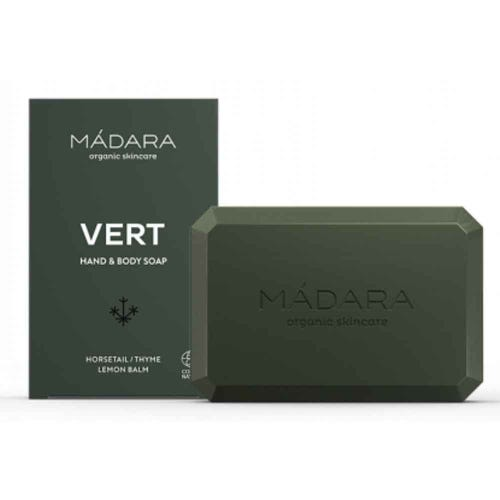 Madara Vert Hand and Body Soap (150g)