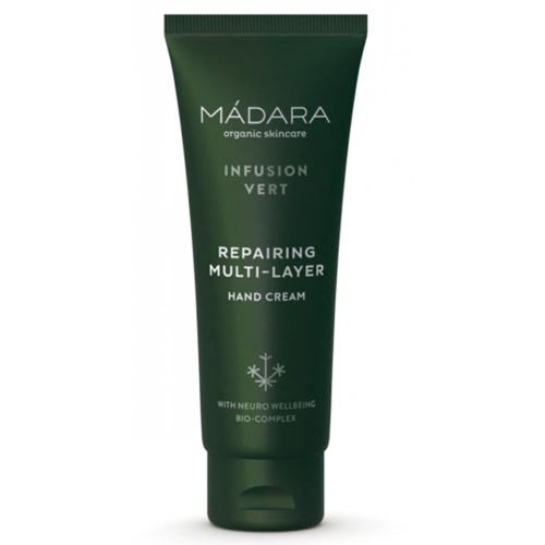Madara Infusion Vert Repairing Multi-Layer Hand Cream (75ml)