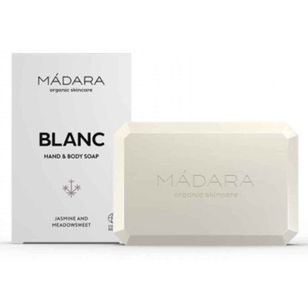 Madara Blanc Hand and Body Soap (150g)