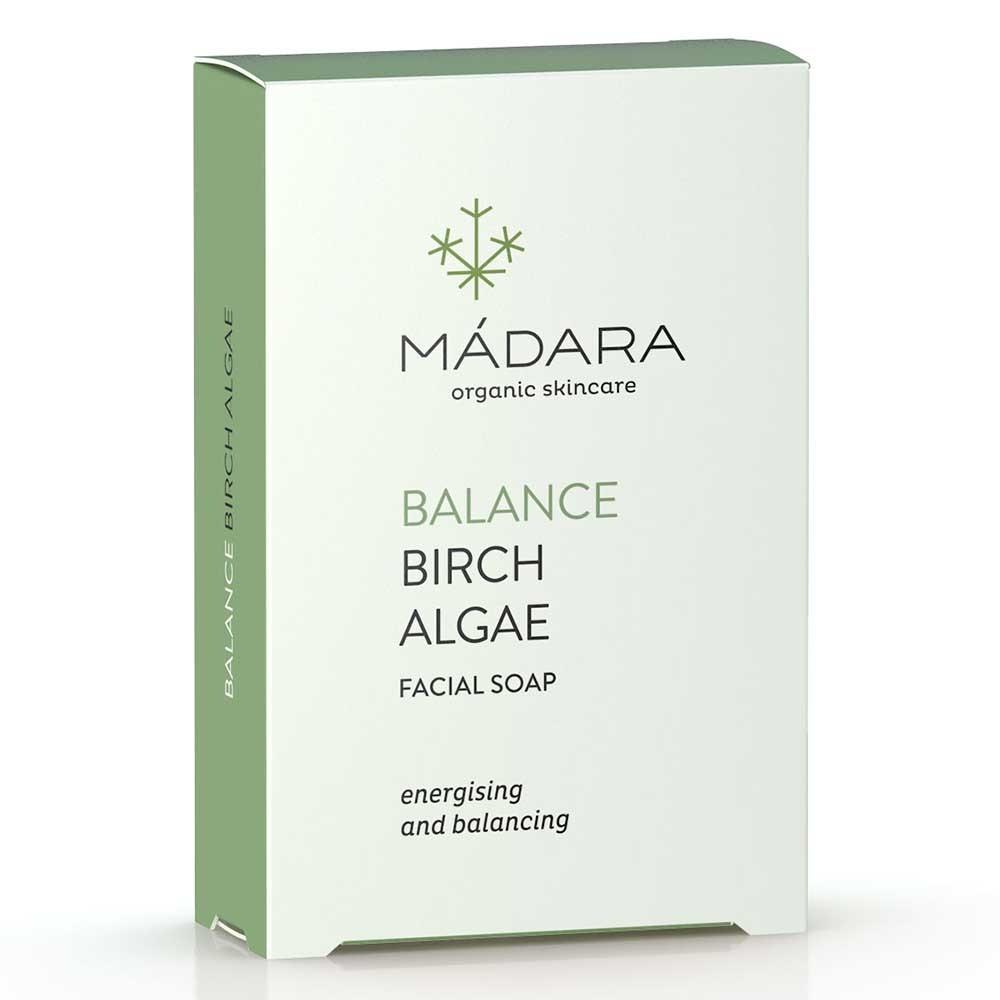 Madara Birch & Algae Facial Soap (70g)