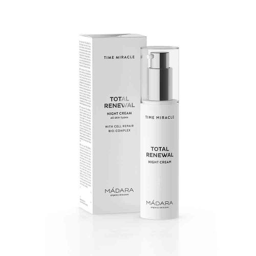 Madara Time Miracle Total Renewal Night Cream (50ml)