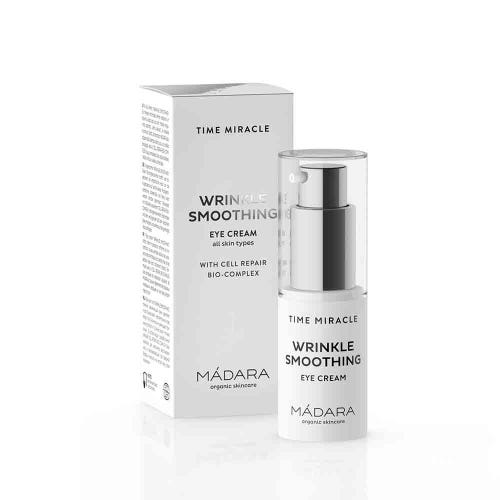 Madara Time Miracle Wrinkle Smoothing Eye Cream (15ml)