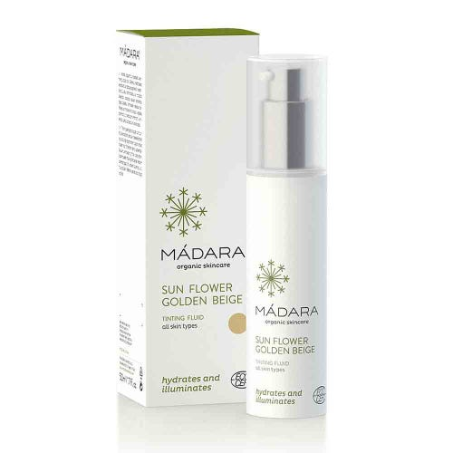 Madara Tinting Fluid - Sun Flower Golden Beige (50ml)