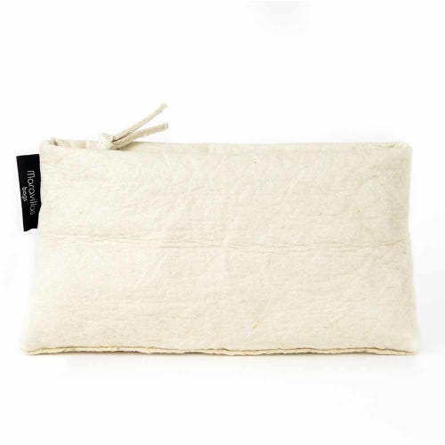 Maravillas Piñatex Pouch - Natural