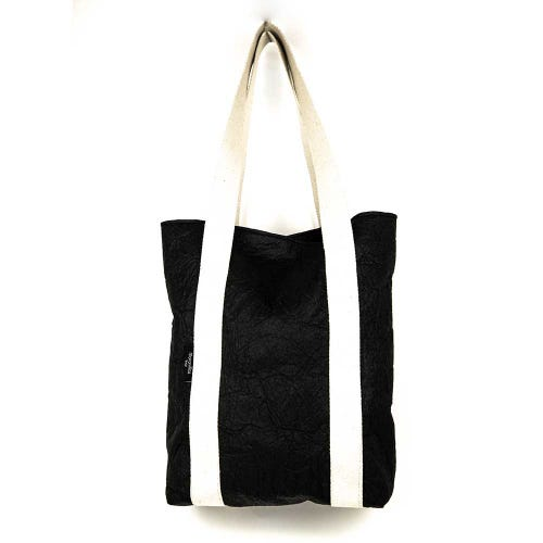 Maravillas Piñatex Tote Bag Black