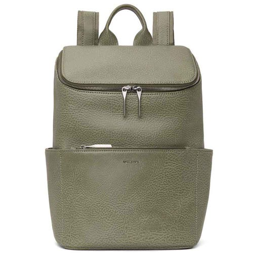 Matt & Nat Brave Backpack - Matcha
