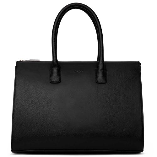 Matt & Nat Aspen Satchel Bag - Black