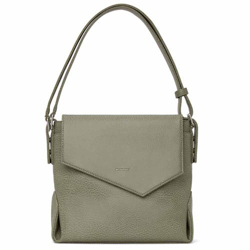 Matt & Nat Monkland Hobo Bag - Matcha