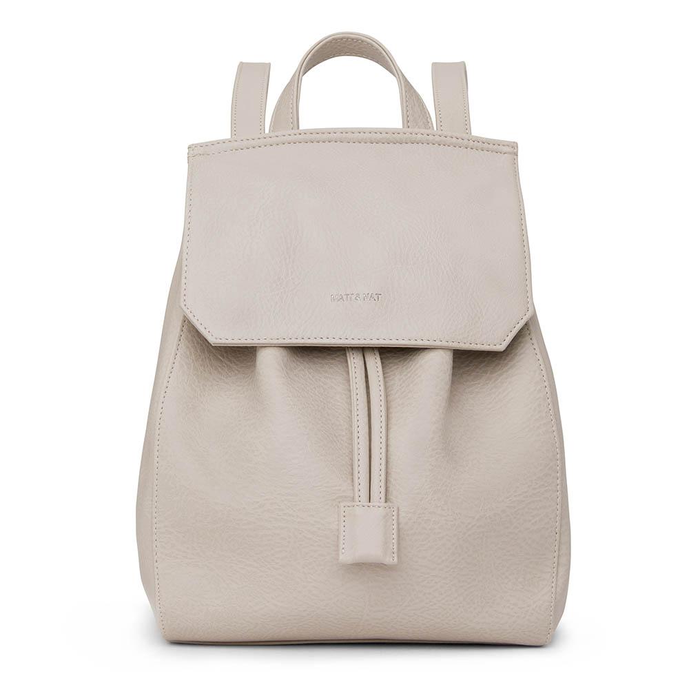 Matt & Nat Mumbaism Backpack - Koala Matte Nickel