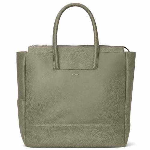 Matt & Nat Percio Nappy Bag - Matcha