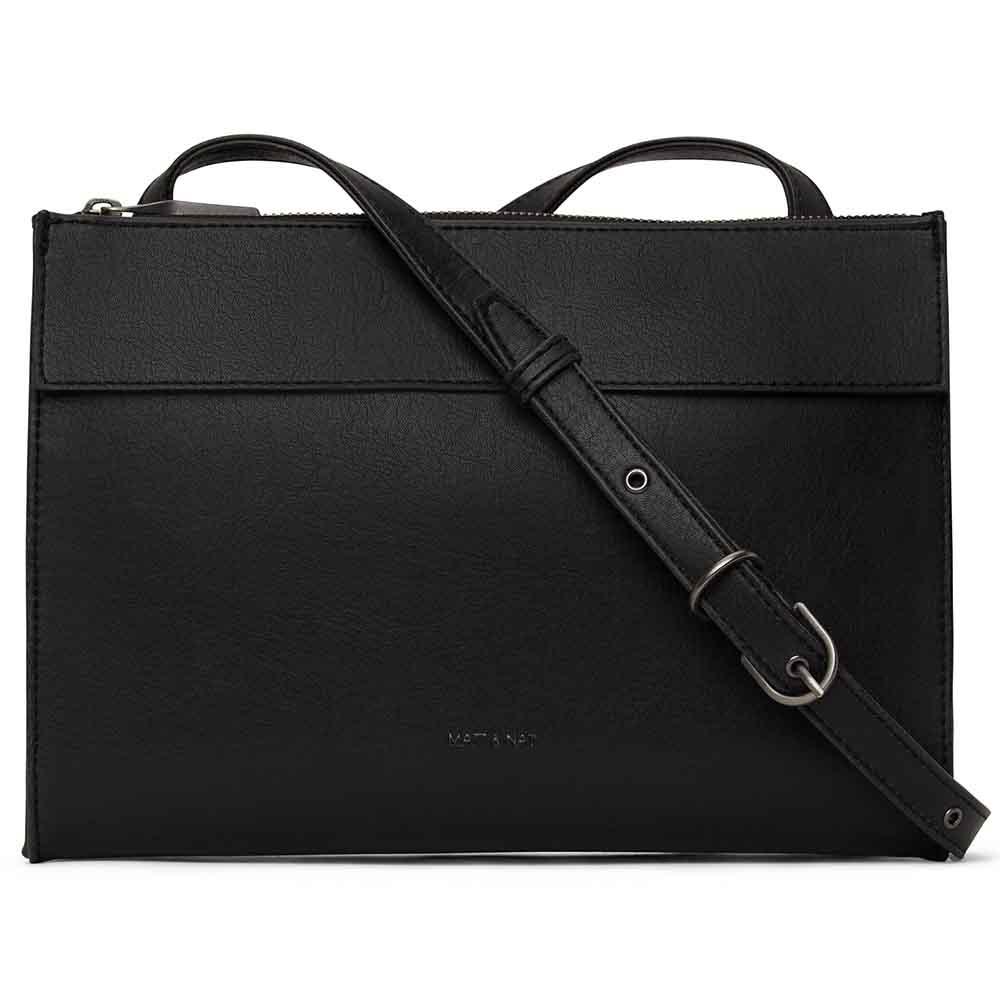 Matt & Nat Onra Shoulder Bag - Black