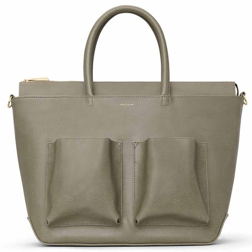 Matt & Nat Raylan Nappy Bag - Sage