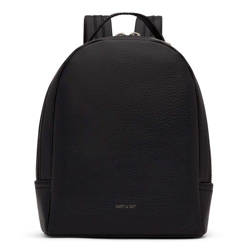 Matt & Nat Olly Backpack - Black
