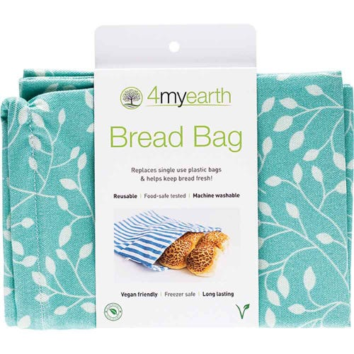 4MyEarth Bread Bag - Leaf