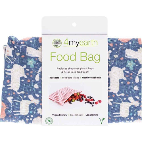 4MyEarth Food Bag - Animals