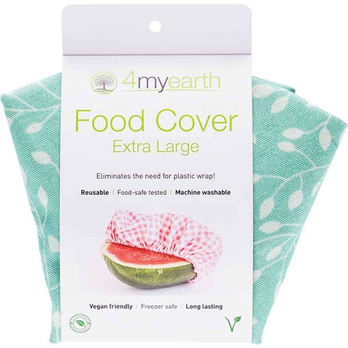 4MyEarth Food Cover XL - Leaf