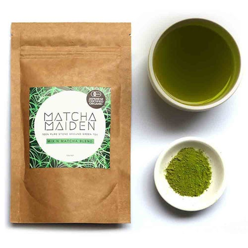 Matcha Maiden Green Tea (70g)