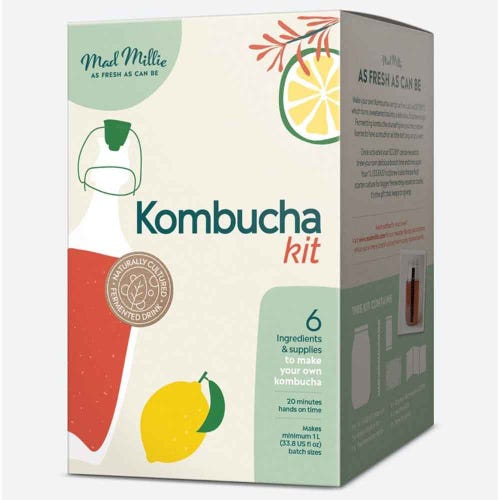 Mad Millie DIY Kombucha Kit