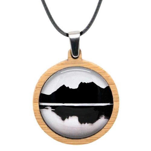 Myrtle & Me Pendant - Cradle Mountain