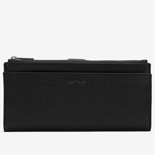 Matt & Nat Motiv Wallet - Black