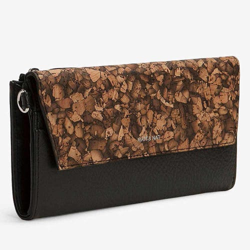 Matt & Nat Cork Mercer Wallet