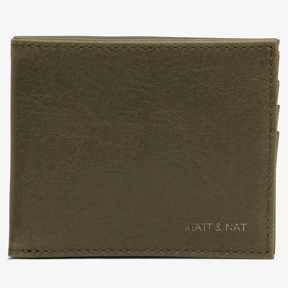 Matt & Nat Rubben Men's Wallet - Olive