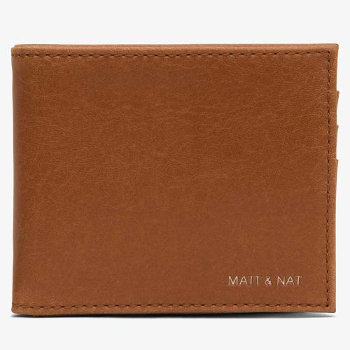 Matt & Nat Rubben Men's Wallet - Chili