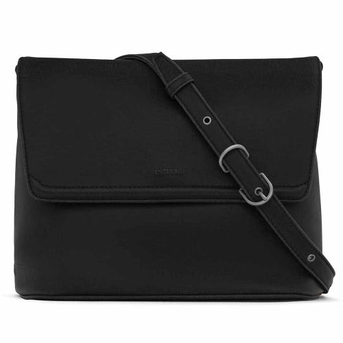 Matt & Nat Reiti Crossbody Bag - Black