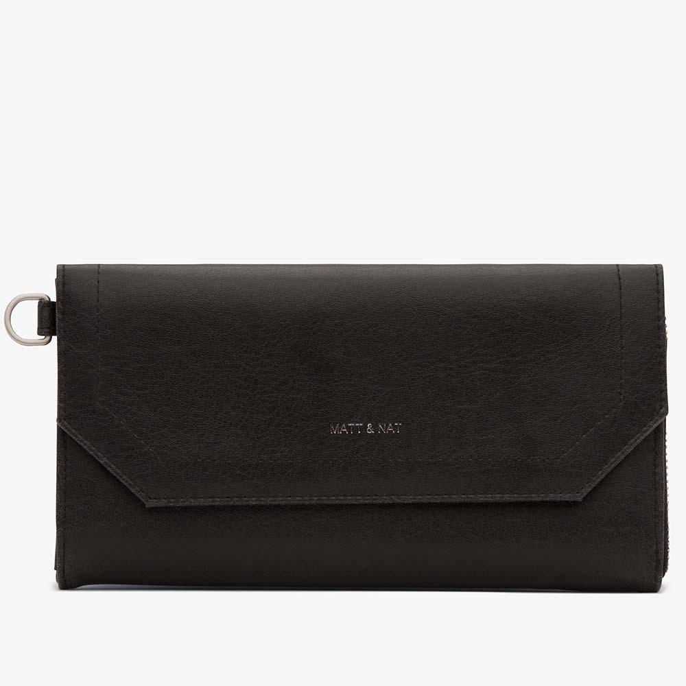 Matt & Nat Mion Wallet - Black