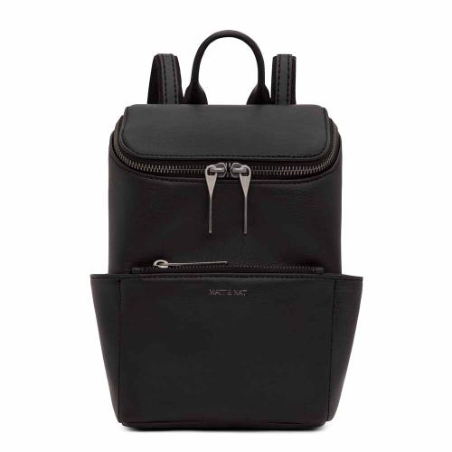 Matt & Nat Brave Mini Backpack - Black