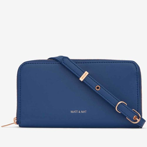 Matt & Nat Inver Crossbody - Mystic
