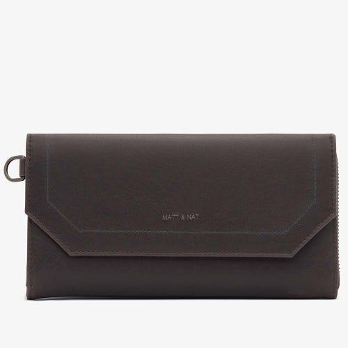 Matt & Nat Mion Wallet - Charcoal