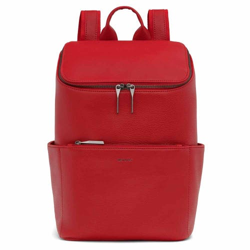 Matt & Nat Brave Backpack - Red