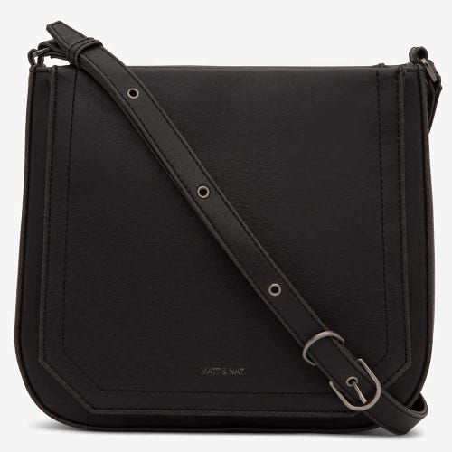 Matt & Nat Mara Small Crossbody - Black