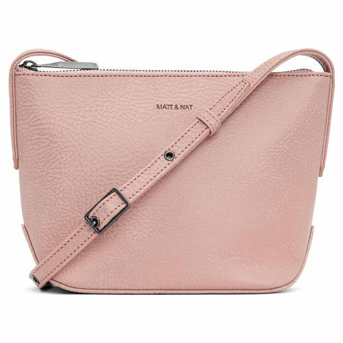 Matt & Nat Sam Crossbody Bag - Pebble