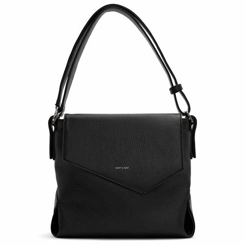 Matt & Nat Monkland Hobo Bag - Black