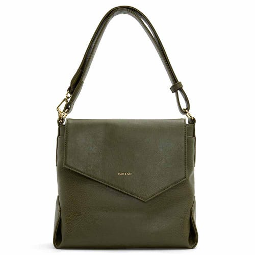 Matt & Nat Monkland Hobo Bag - Leaf