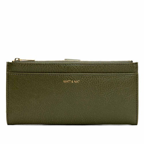 Matt & Nat Motiv Wallet - Leaf