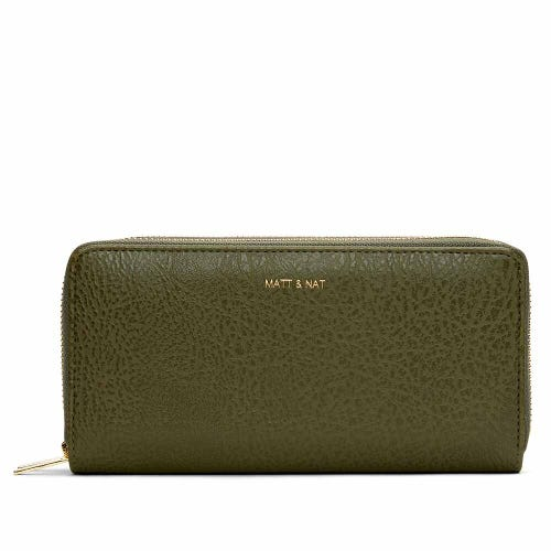 Matt & Nat Sublime Wallet - Leaf