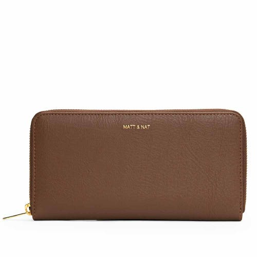 Matt & Nat Central Wallet - Brick