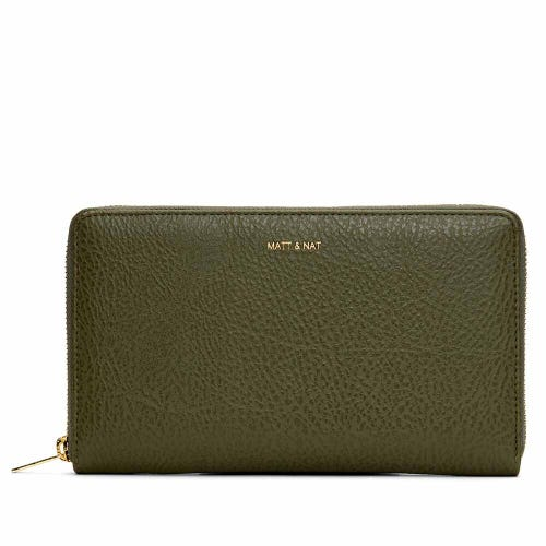 Matt & Nat Trip Travel Wallet - Leaf