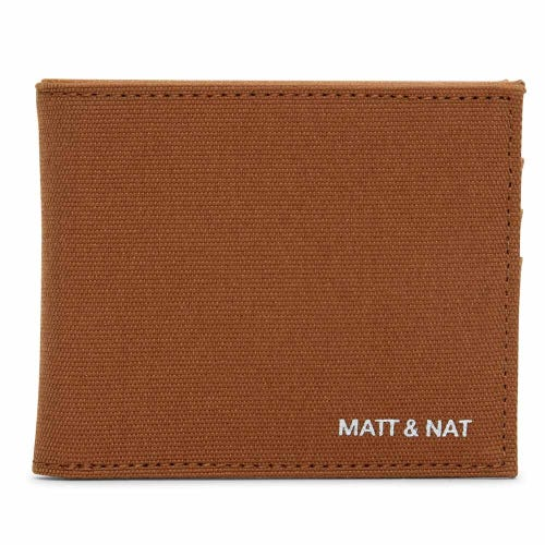 Matt & Nat Rubben Men's Wallet - Chili Canvas