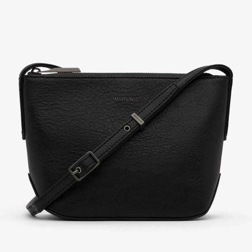 Matt & Nat Sam Crossbody Bag - Black