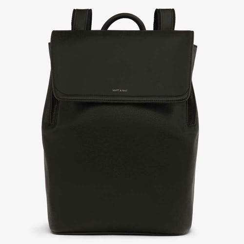 Matt & Nat Fabi Backpack - Black