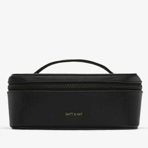 Matt & Nat Jule Vanity Case - Black