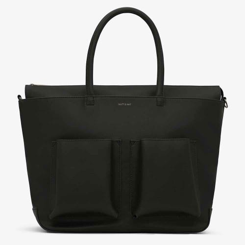 Matt & Nat Raylan Nappy Bag - Black
